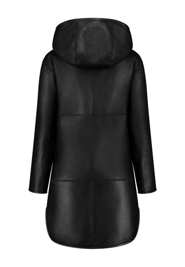 reversible shearling lammy coat